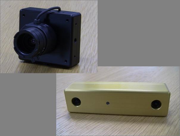 IEEE1394カメラコンポーネント群