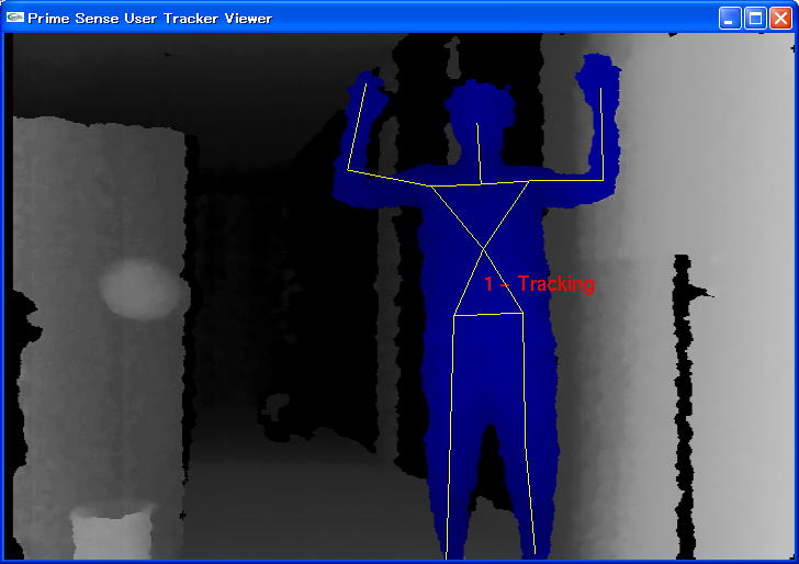 RT_Kinect_UserTracking