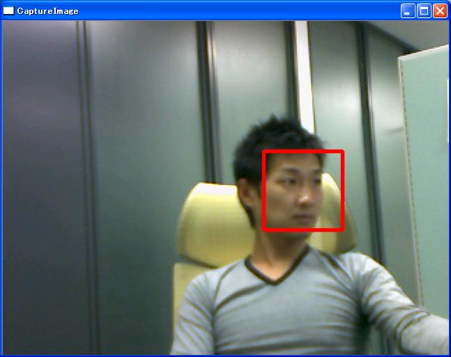 顔検出コンポーネント