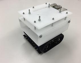 ZumoとRaspberry Piを用いた教育用ロボット環境